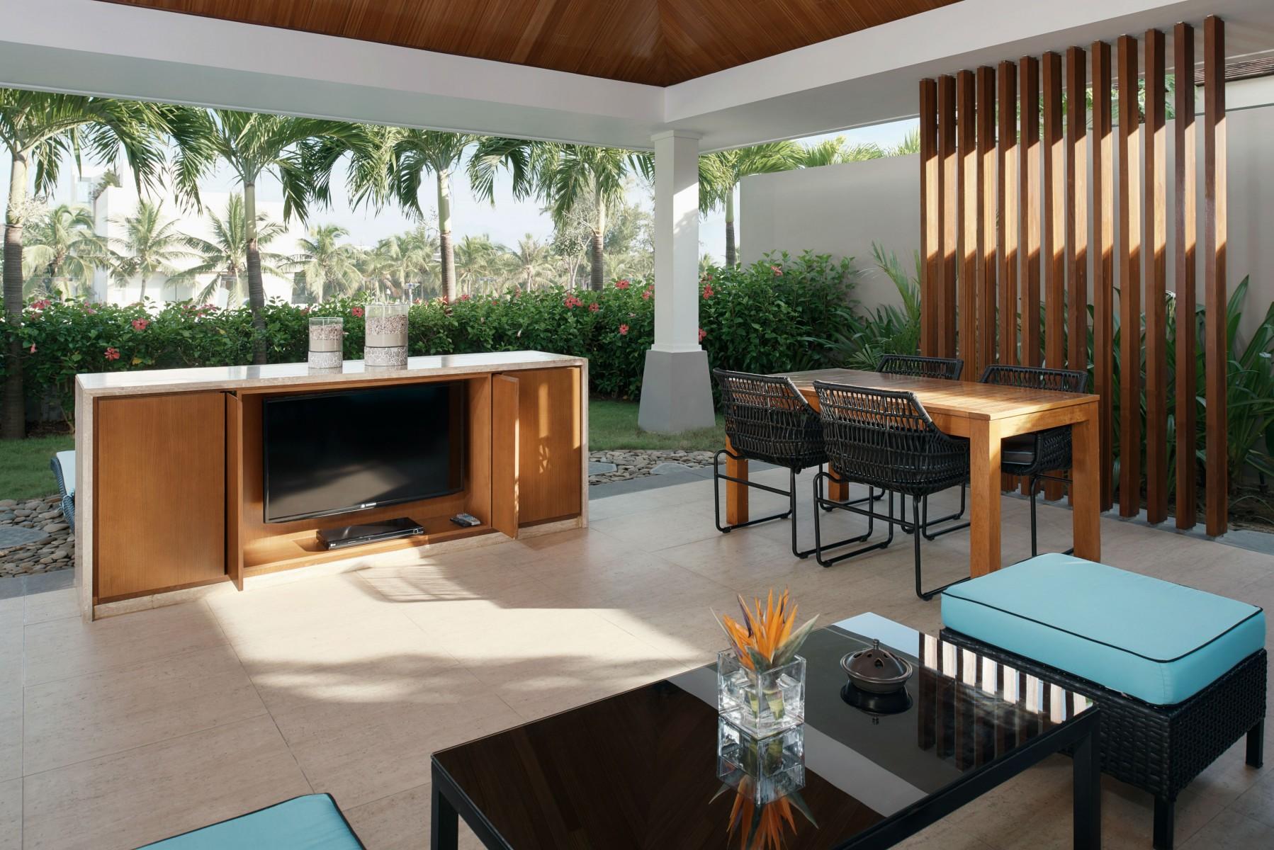 Pullman Danang Beach Resort 2 Cottage 1bedroom