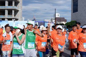 chạy marathon tại đà nẵng - đà nẵng lần thứ 5 liên tiếp tổ chức giải marathon quốc tế