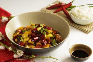 kung-pao-chicken, rich-flavours, sichuan-cuisine, spicy-kick