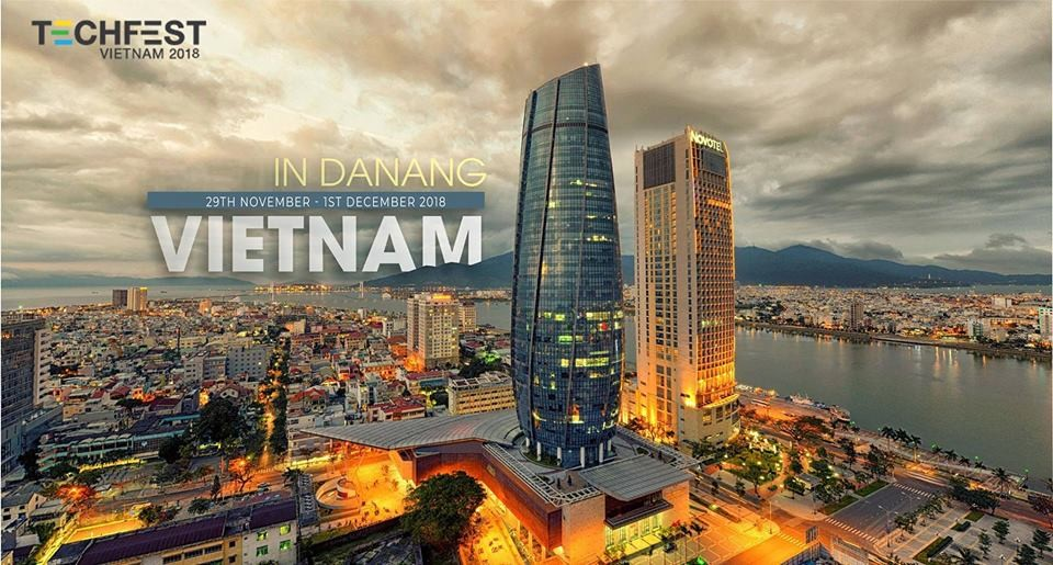 Big startup event in Danang Vietnam 2018 Techfest, Pullman Da nang Beach Resort, Event, VietNam, Start-up, Innovative Technology Initiative, Agricultural and Food Technology, Education Technology, Health Technology, Tourism Technology, Financial Technology, Industry 4.0 and Impact Technology.
