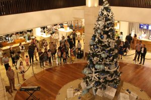 Christmas-lighting-tree-ceremony-at-pullman-danang-beach-resort-vietnam-