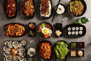 korean buffet, international buffet, epice restaurant