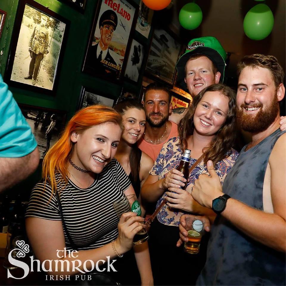 shamrock-Hoi-An-Danang-Vietnam-Irish-patrick-day-2019