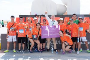 Pullman Danang Beach Resort Danang International Marathon 2018