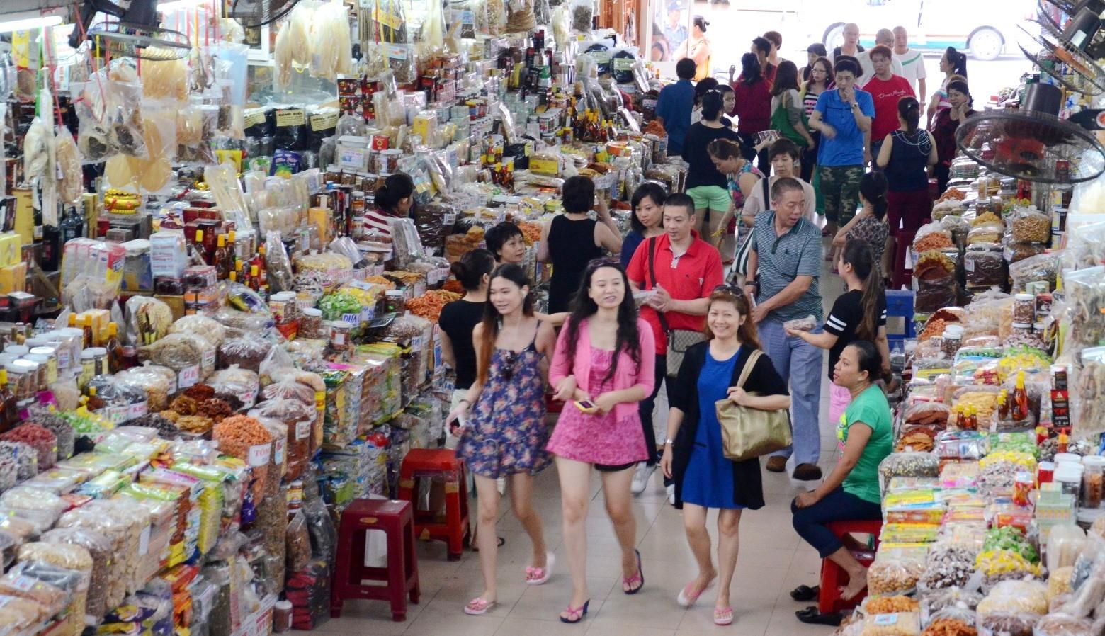 HAN MARKET - Famous market in danang vietnam
