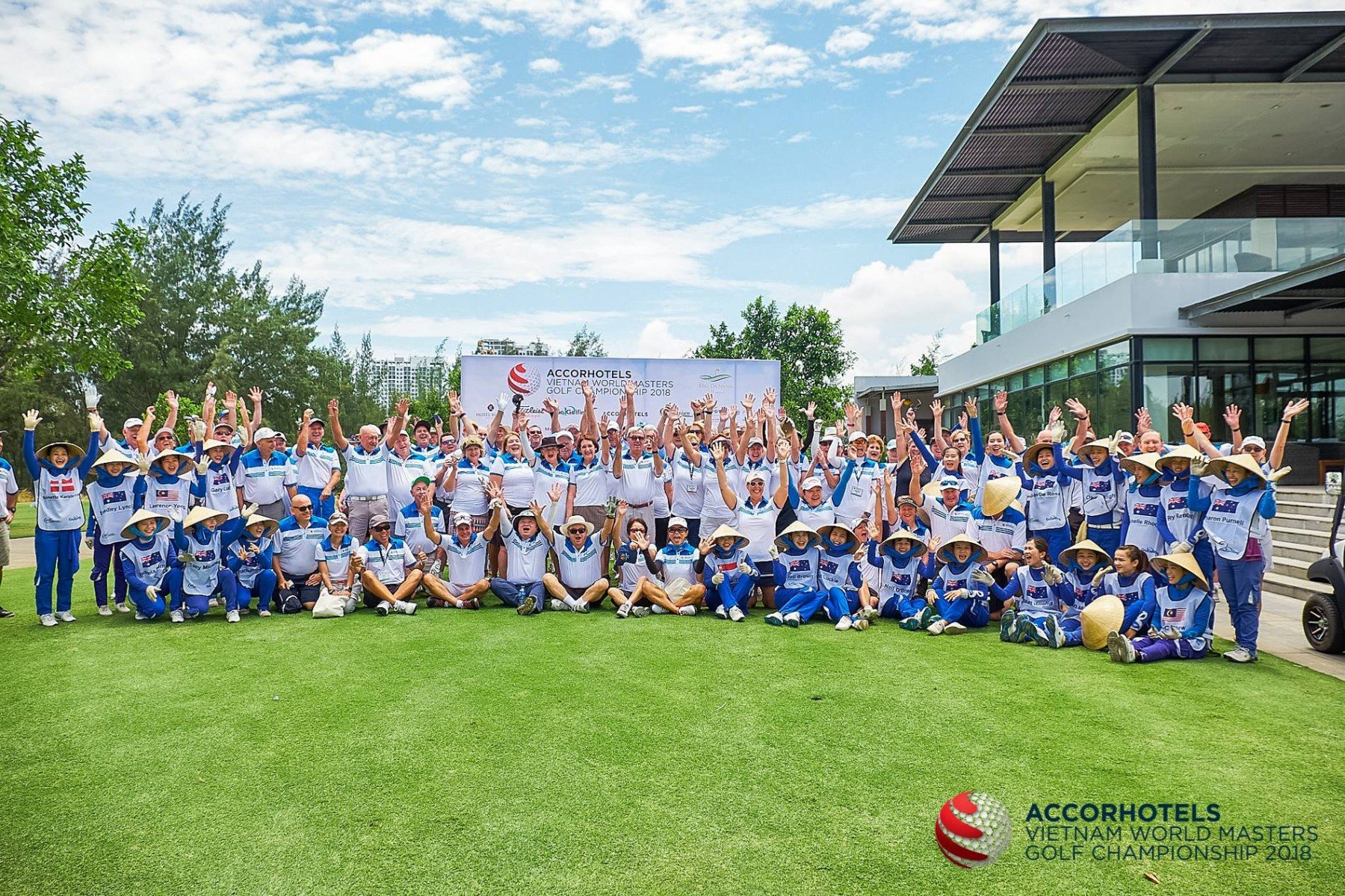 Tuần lễ golf quốc tế Accor Vietnam World Master Golf Championship 2019