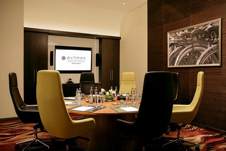 Pullman New Delhi Aerocity, best business locations in the capital, boardrooms, meeting rooms