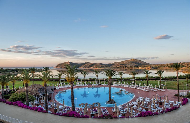 Pullman Timi Ama Sardegna, business travelers, meeting space, conference