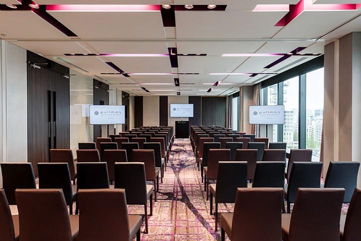 Pullman Tokyo Tamachi, work and play, meeting space, smart technology, metropolis