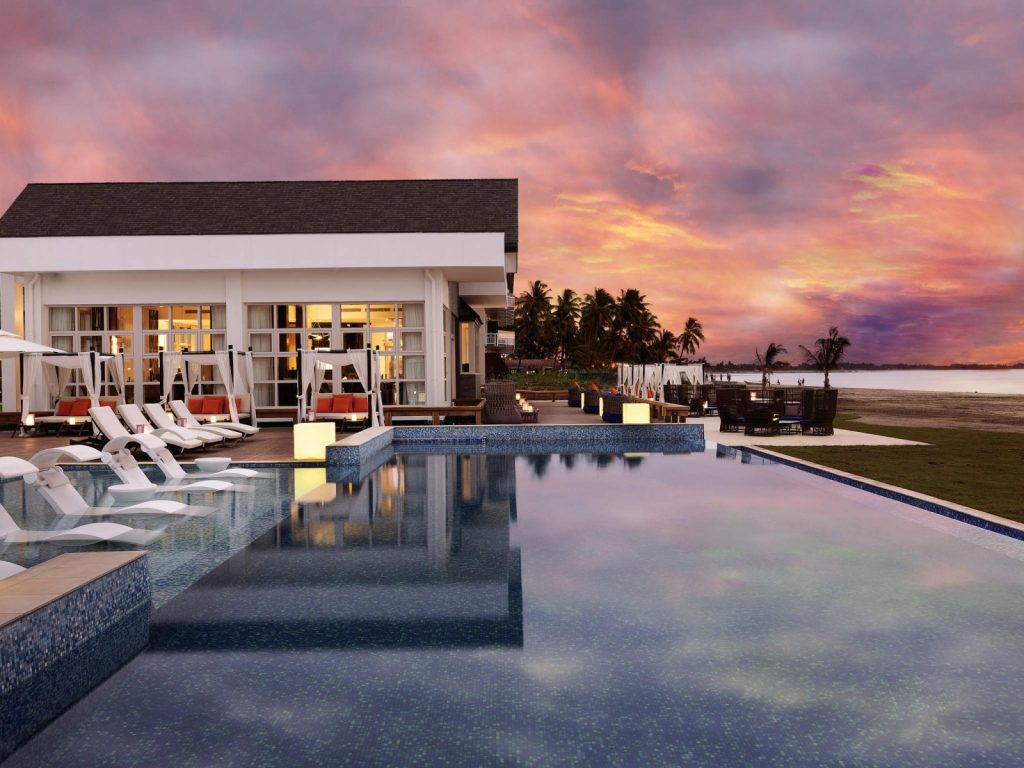Pullman Nadi Bay Resort and Spa, beach resort, accor hotel, hotel network, ocean view
