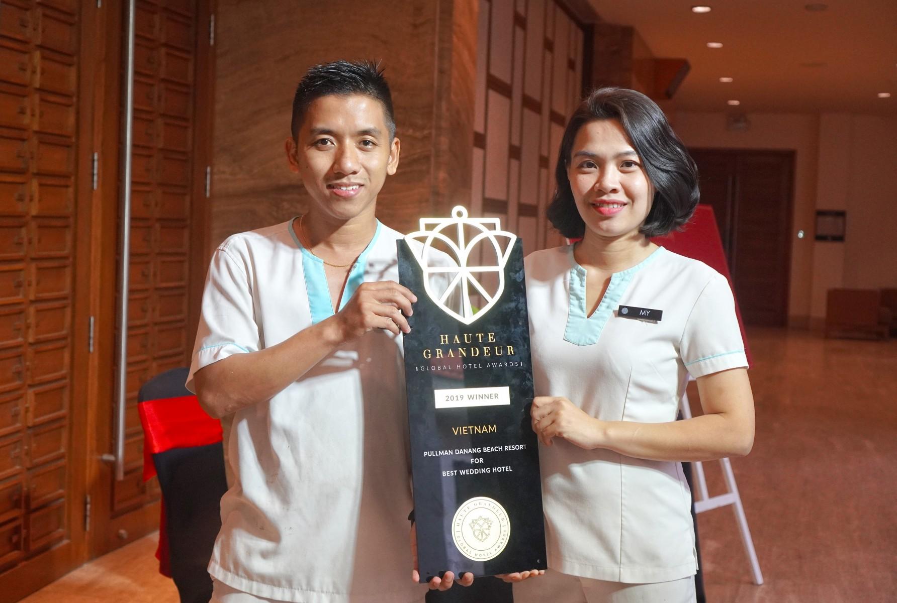 Pullman Danang chiến Thắng 3 Giải Thưởng Quan Trọng Tại Haute Grandeur Awards 2019
