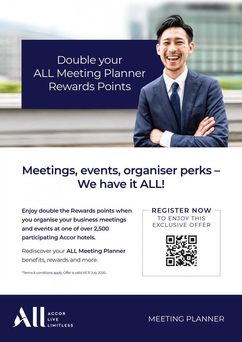 meeting planner double your point